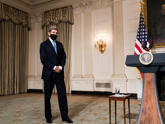 Biden quiere que los líderes realicen compromisos climáticos para el Día de la Tierra