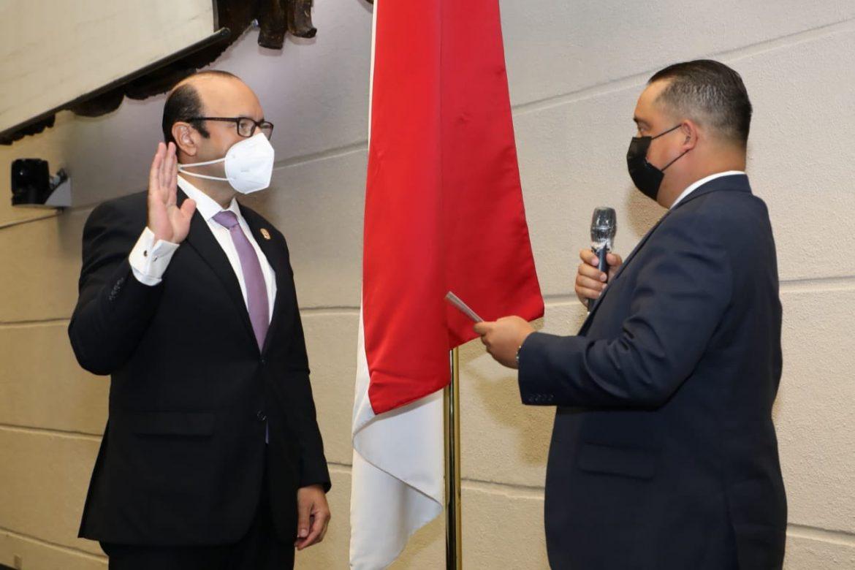 Eduardo Leblanc ocupará Defensoría del Pueblo por cinco años adicionales