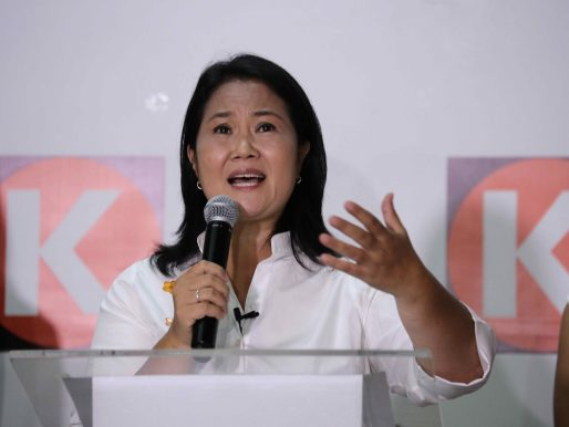 Keiko Fujimori accede a segunda vuelta en Perú