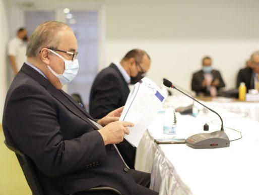 Contraloría rinde informe ante Mesa del Diálogo por la CSS