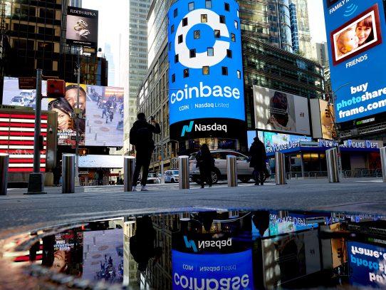 En el ascenso de Coinbase, un recordatorio: las criptomonedas usan mucha energía