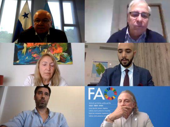 Presentados en Parlatino: guía para inversión responsable en agricultura y proyecto sobre contaminación marina