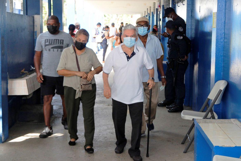 Vacunación en Panamá Oeste avanza de acuerdo a lo previsto