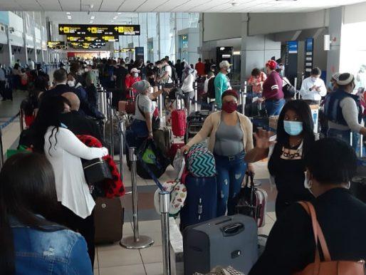 Panamá busca frenar ingreso de nueva cepa brasileña