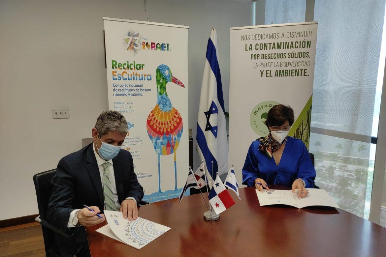 Firman acuerdo para crear conciencia del impacto negativo de los desechos