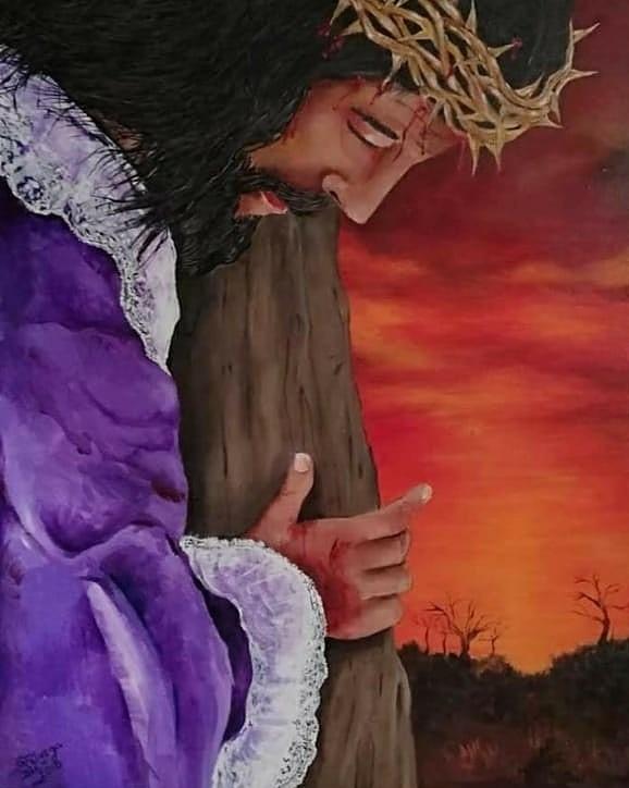 El nazareno milagroso, Gloria Fabrega