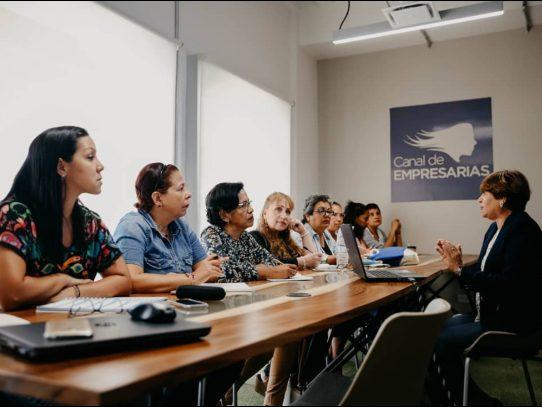 Canal de Empresarias busca capacitar a más de mil mujeres empresarias y emprendedoras