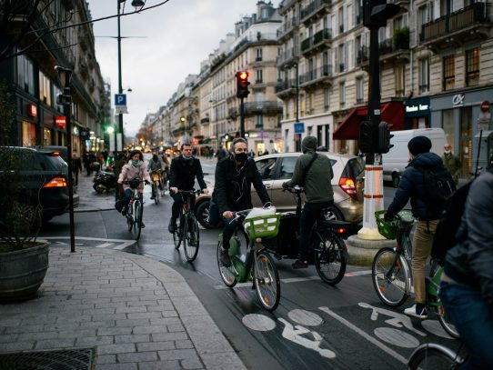Si los construyes, usarán sus bicicletas: nuevos carriles impulsaron el ciclismo durante la pandemia