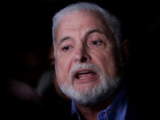 La Audiencia Nacional considera procedente imputar al expresidente panameño Martinelli