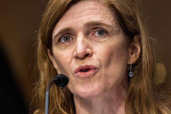 El Senado de EE.UU. confirma el nombramiento de Samantha Power al frente de USAID