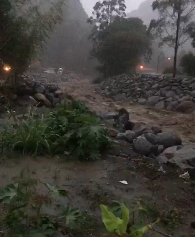 ALERTA: intensas lluvias en Tierras Altas
