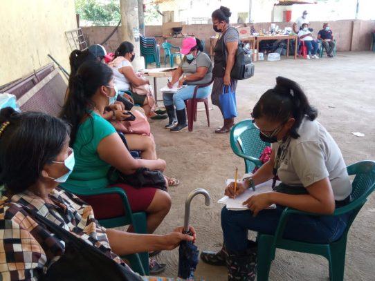 Unas 143 viviendas fueron evaluadas en Bocas de Toro por afectaciones de lluvias