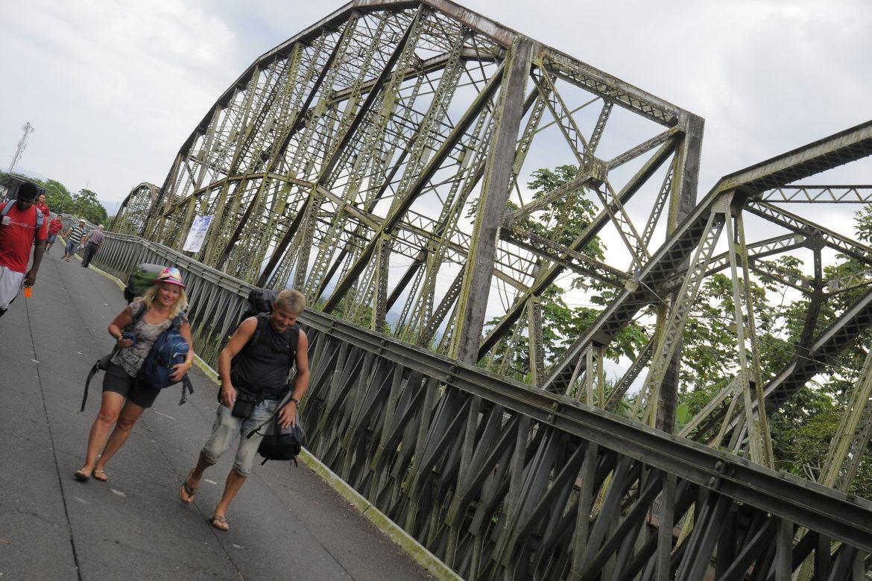 Costa Rica iniciará hoy 5 de abril, fase de apertura de sus fronteras terrestres