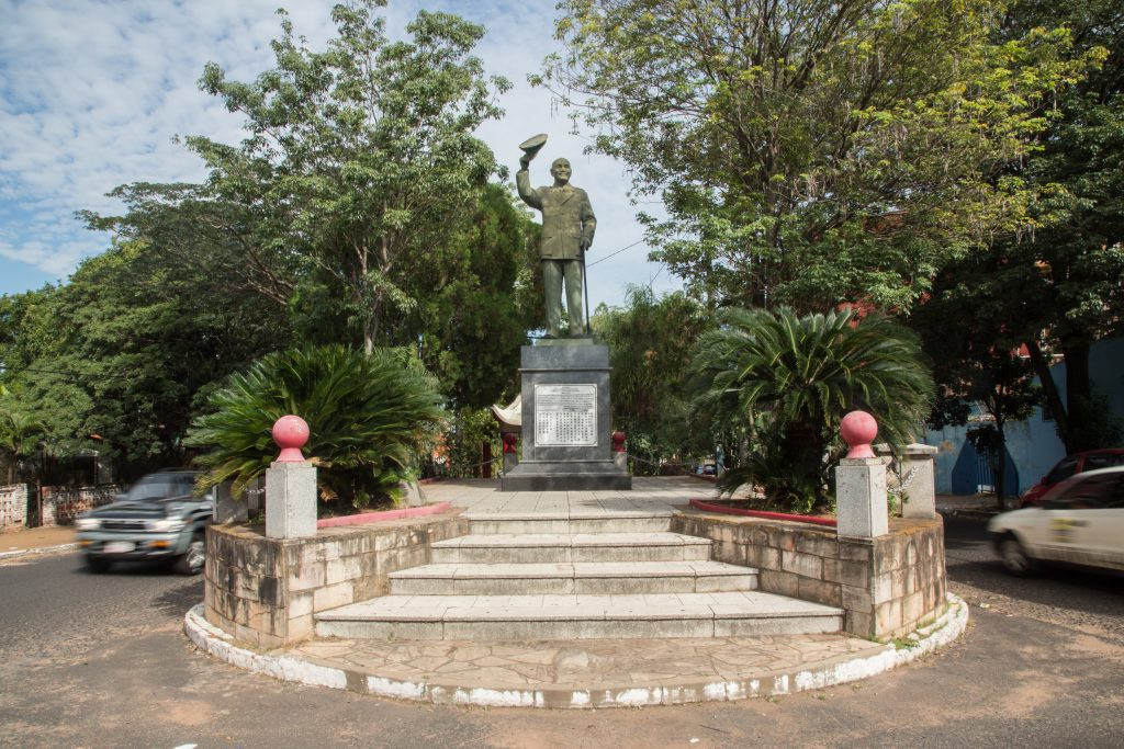 Paraguay y Taiwán