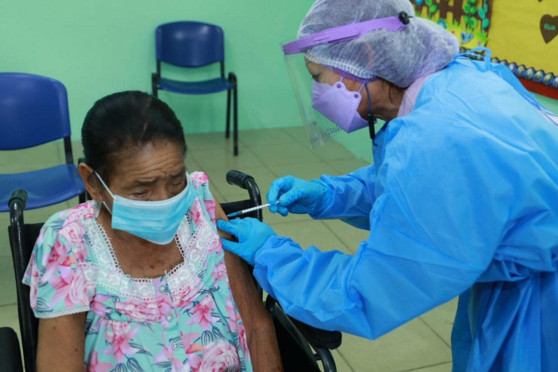 Más de 5 mil dosis contra la Covid-19 aplicadas hoy en La Chorrera