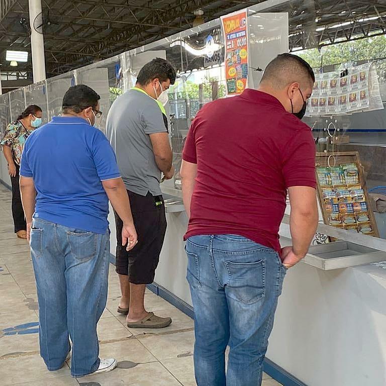 Mañana 3 y domingo 4: venta de chances y billetes en Plaza Víctor Julio Gutiérrez