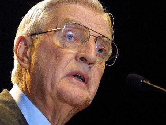 Murió el exvicepresidente de EE.UU. Walter Mondale a los 93 años