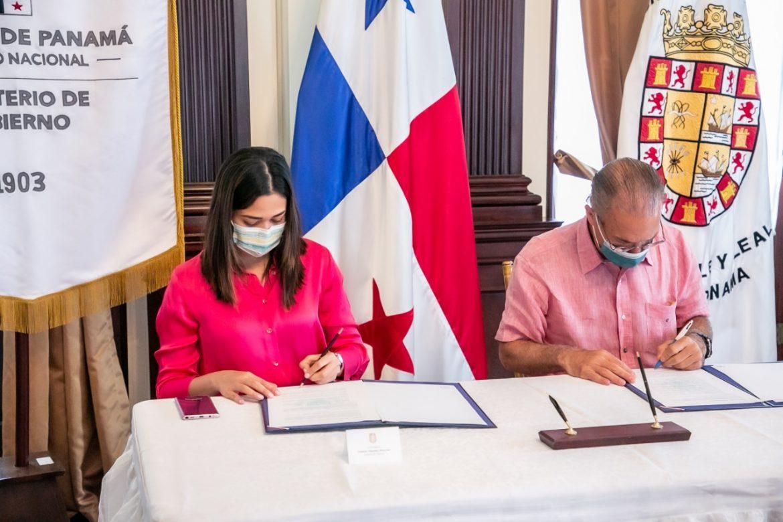 Firman convenio para reforzar resocialización en cárceles del país