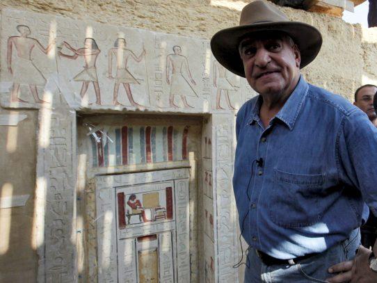 Encuentran en Egipto, bajo la arena, una gran ciudad perdida de 3.000 años