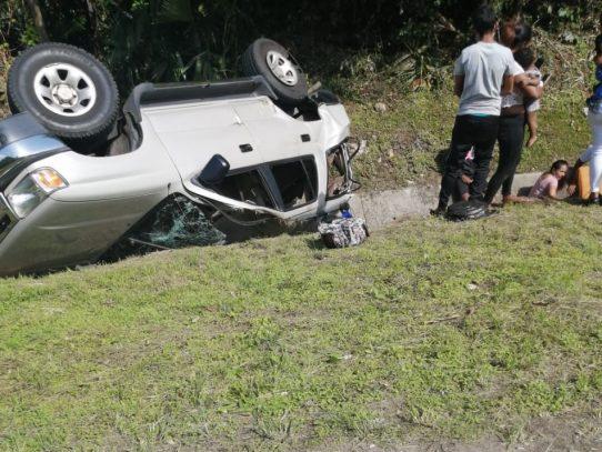 Precaución: Se reporta accidente de tránsito en la vía Centenario