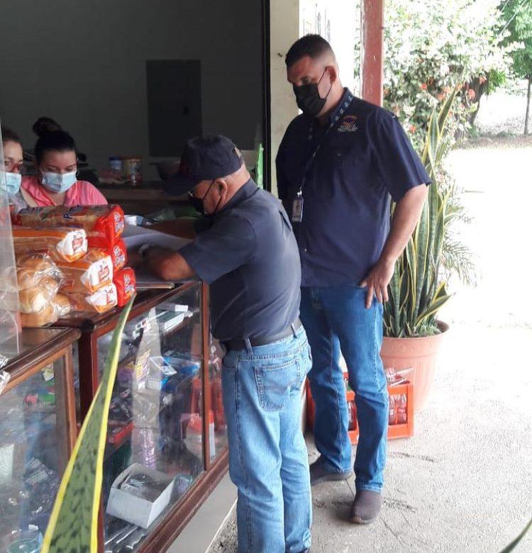Acodeco retira más de 3 mil productos de comercios en Veraguas