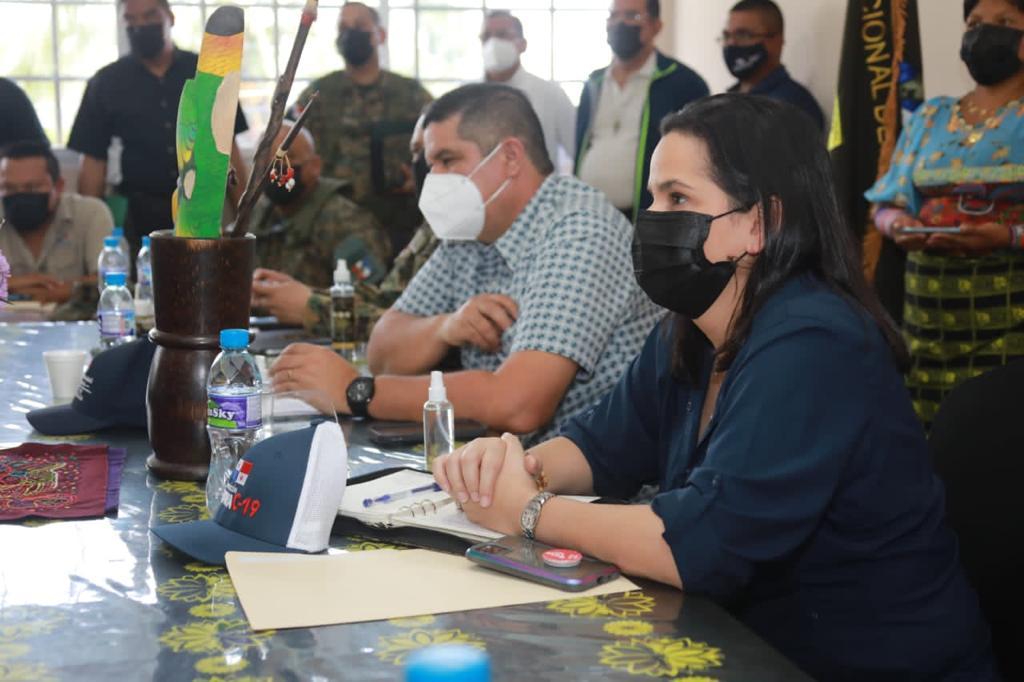 Gobierno pondrá en marcha programas de inclusión productiva en la Comarca Kuna Madungandí