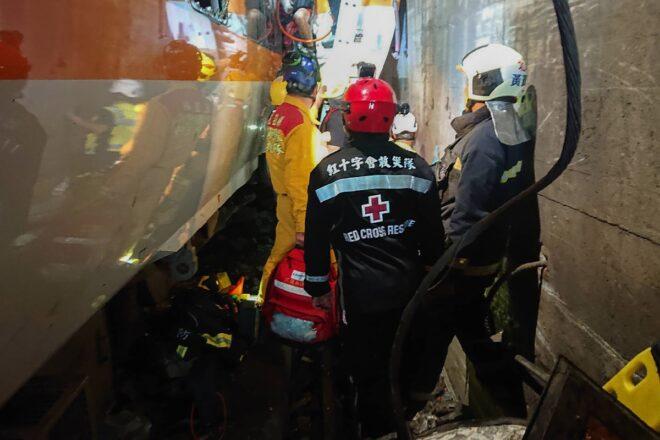 Taiwán de duelo tras su peor desastre ferroviario en décadas