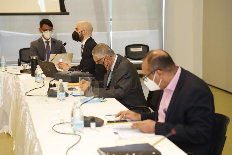 Representaciones internacionales de funcionarios públicos y OIT participarán en Mesa del Diálogo por la CSS