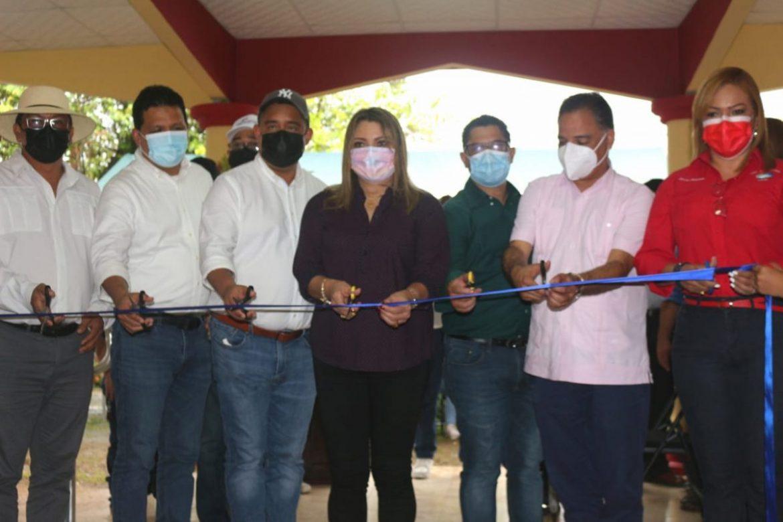 Inauguran Centro Comunitario Integral en Herrera