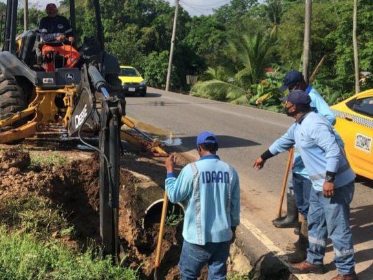 Por trabajos de optimización, no habrá agua hoy en comunidades de Arraiján