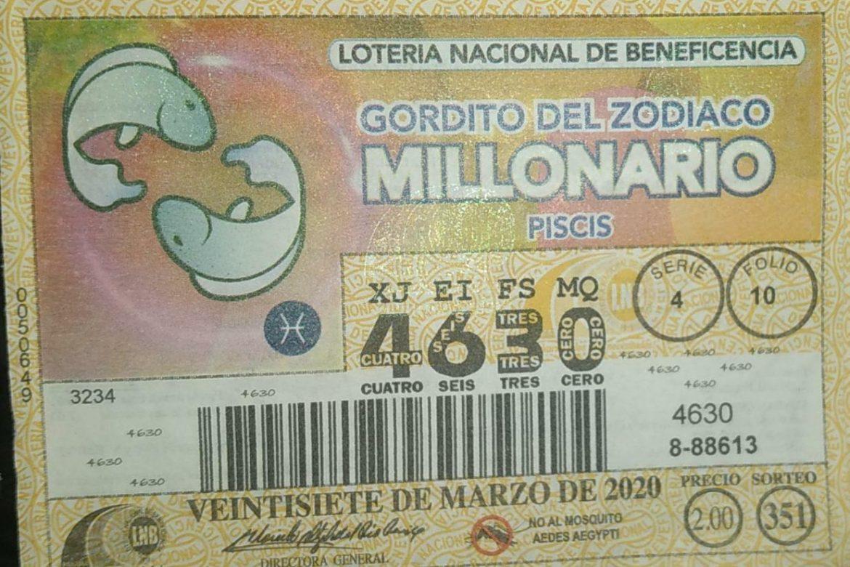 ¡Vienen el Gordito Millonario y la Extraordinaria!  Con premios de millones de balboas