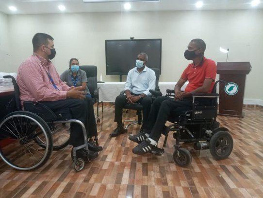 Senadis continúa impulsando Comités Técnicos de accesibilidad en los municipios