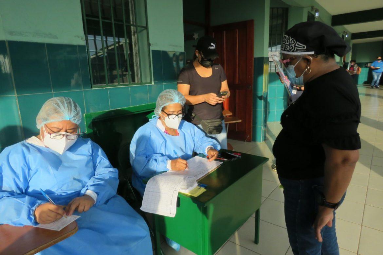 Más de 24 mil personas han sido vacunadas en Arraiján