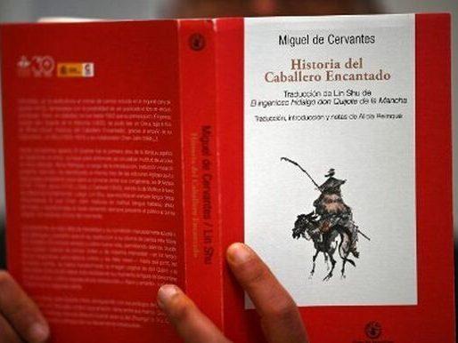 Don Quijote y su fabuloso viaje de ida y vuelta a China