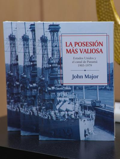 """""""La posesión más valiosa"""", el libro que retrae la historia entre EE.UU y el Canal de Panamá"""