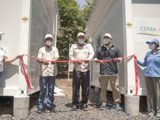 Inauguran primer laboratorio de la Estación Científica de Coiba