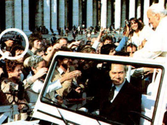 Papa recuerda el atentado hace 40 años contra Juan Pablo II