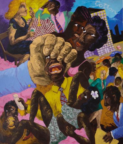 Los artistas negros, más codiciados que nunca en el mercado del arte