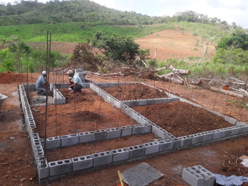 Miviot inicia construcción de soluciones habitacionales en Herrera