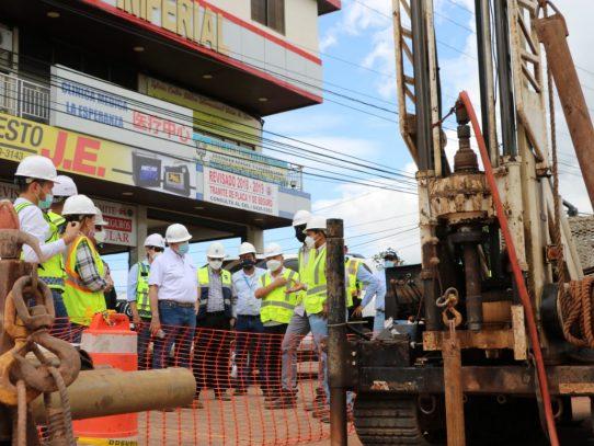 Avanzan estudios preliminares de Línea 3 del Metro de Panamá