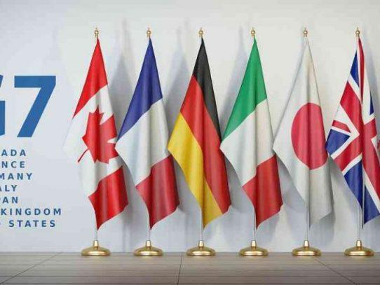 El G7 finaliza sus debates con críticas a China, Rusia e Irán