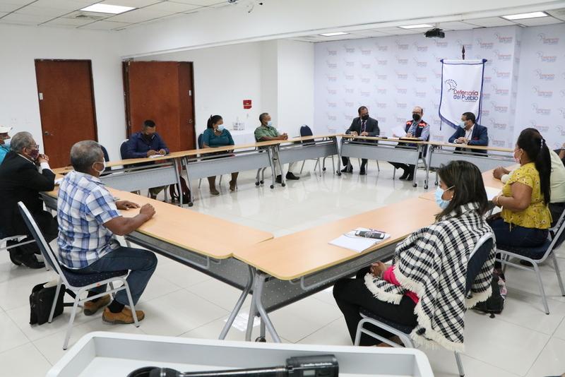 Defensoría recomienda nuevas elecciones en Alto Bayano