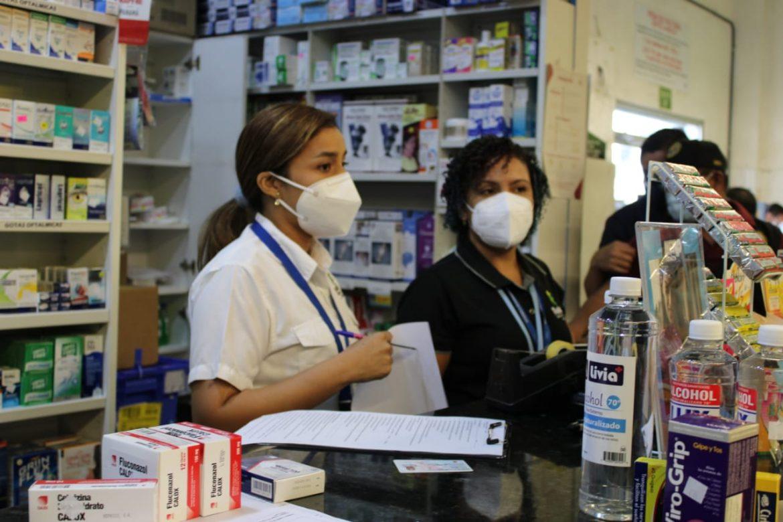 MINSA detecta medicamentos vencidos expuestos a la venta