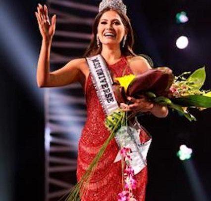 Miss Universo aprovechará el reinado para hablar de violencia de género
