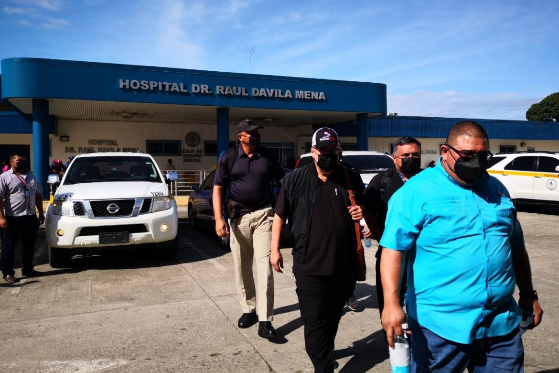 Revisan capacidad hospitalaria en Bocas del Toro