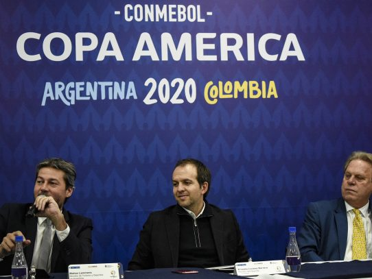 La Copa América 2021 no se jugará en Argentina