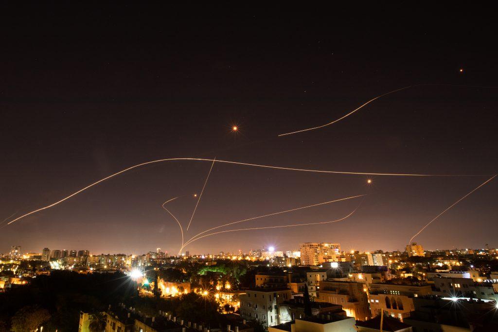 Conflicto de Israel, Palestina y Hamás