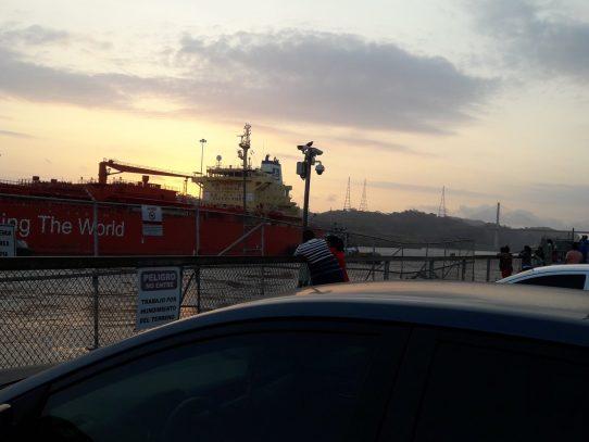 Canal de Panamá informa sobre accidente en esclusas de Pedro Miguel