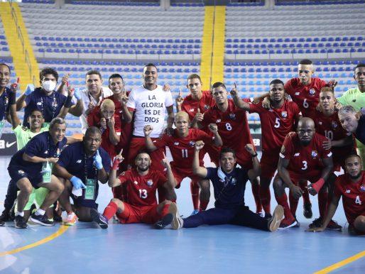 Panamá vence a Canadá y se clasifica al mundial de futsal en Lituania