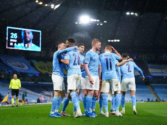 El City, primer clasificado a la final de la Champions League